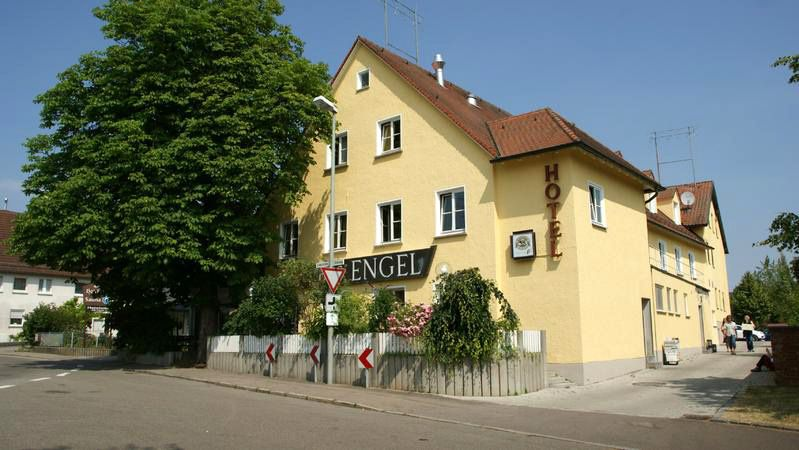 Hotel Engel - Exterior view